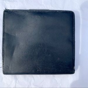 Coach - Small Well-loved Wallet